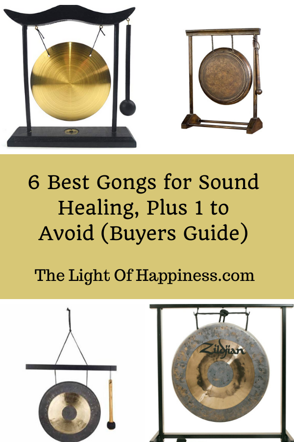 Best Gong for Sound Healing