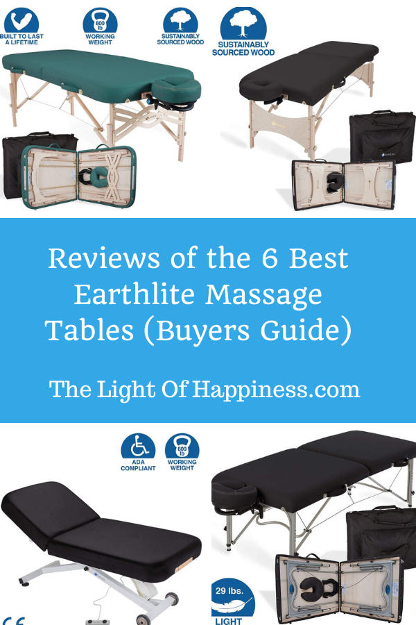 Earthlite Massage Table Review