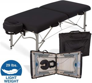 EarthLite Portable Massage Table Luna Review