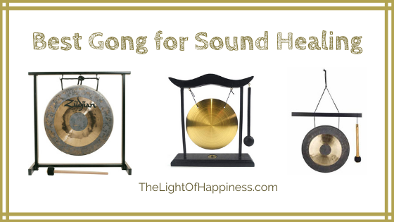 Gong for Sound Healings