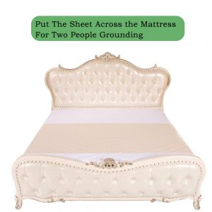 LandKissing Earthing Half Bed Sheet Review