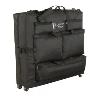 Master Massage Universal Wheeled Massage Table Carry Case Review