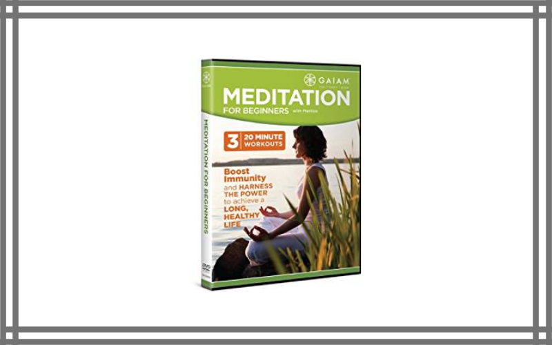 Meditation For Beginners – Gaiam – Best Maritza Meditation Dvd Review