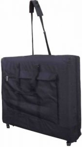 Therapist's Choice® Wheeled Massage Table Carry Case Review