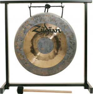 """Zildjian 12"""" Table-top Gong and Stand Set Review"""