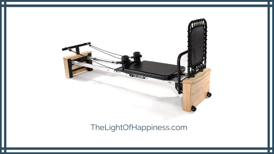 AeroPilates Pro Reformer with Free-Form Cardio Rebounder Review