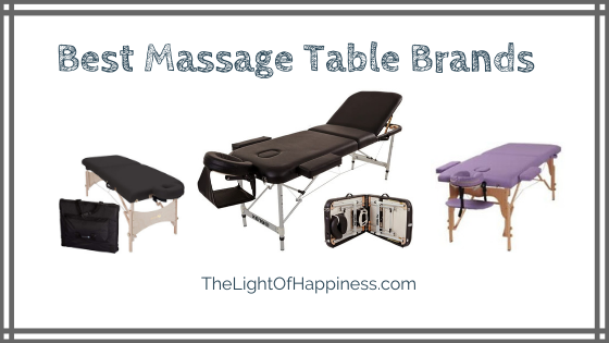 Best Massage Table Brands