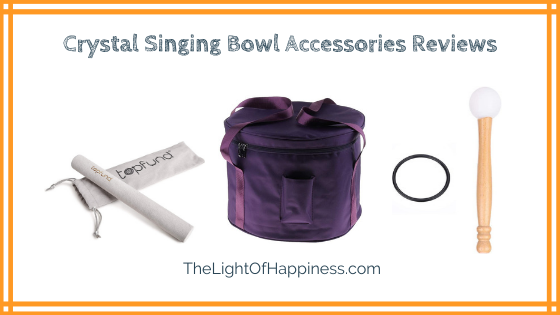 Crystal Singing Bowl Accessories Reviews