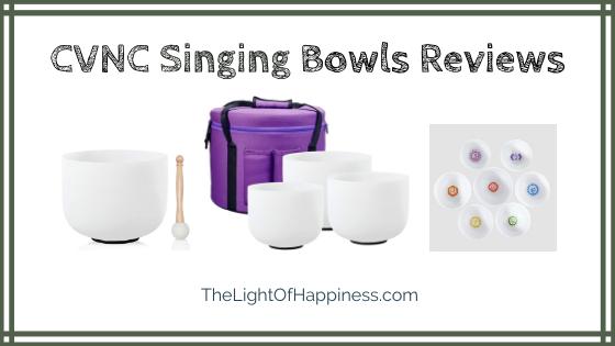 CVNC Singing Bowls Reviews