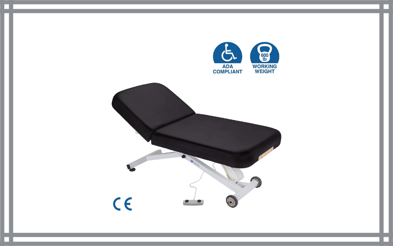 Earthlite Electric Massage Table Ellora (With Manual Tilt) Review