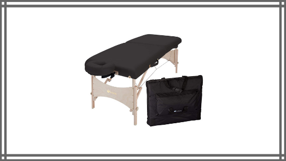 Earthlite Massage Table Reviews: EarthLite Portable Massage Table Harmony DX Review