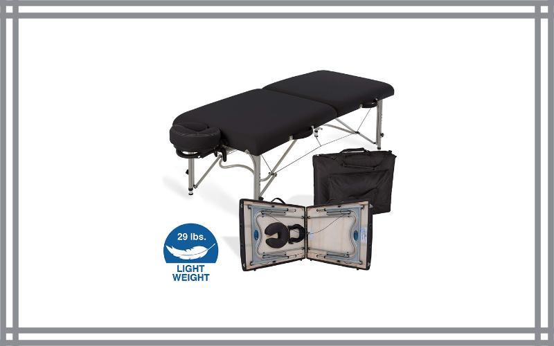 Earthlite Portable Massage Table Luna Review