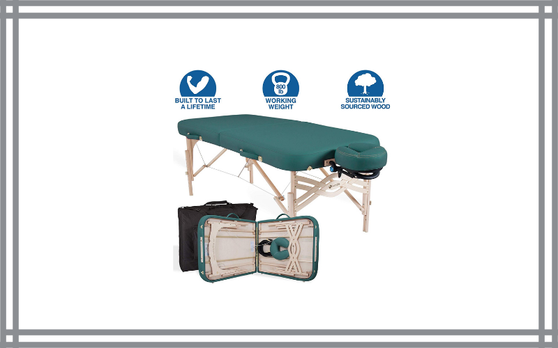 Earthlite Premium Portable Massage Table Package Spirit Review