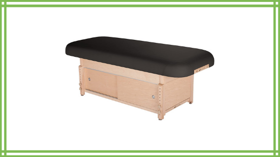 Earthlite Stationary Massage Table Sedona Review