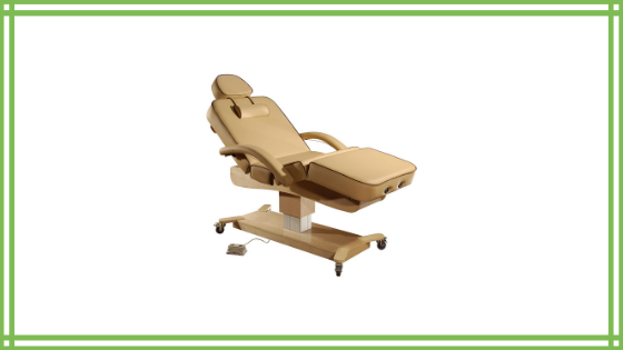 Master Massage MaxKing Salon Electric Massage Table Package Electric Lift Table Review