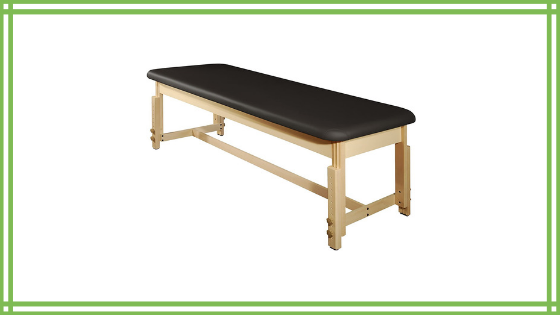 MT Harvey Treatment Stationary Massage Table Review