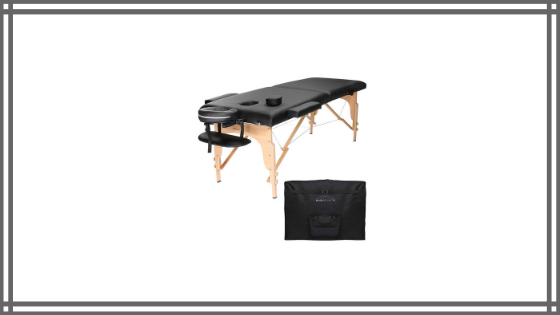 Saloniture Massage Table Reviews: Saloniture Professional Portable Folding Massage Table with Carrying Case Review
