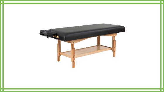 SierraComfort SC-2000 Stationary Training and Massage Table Review