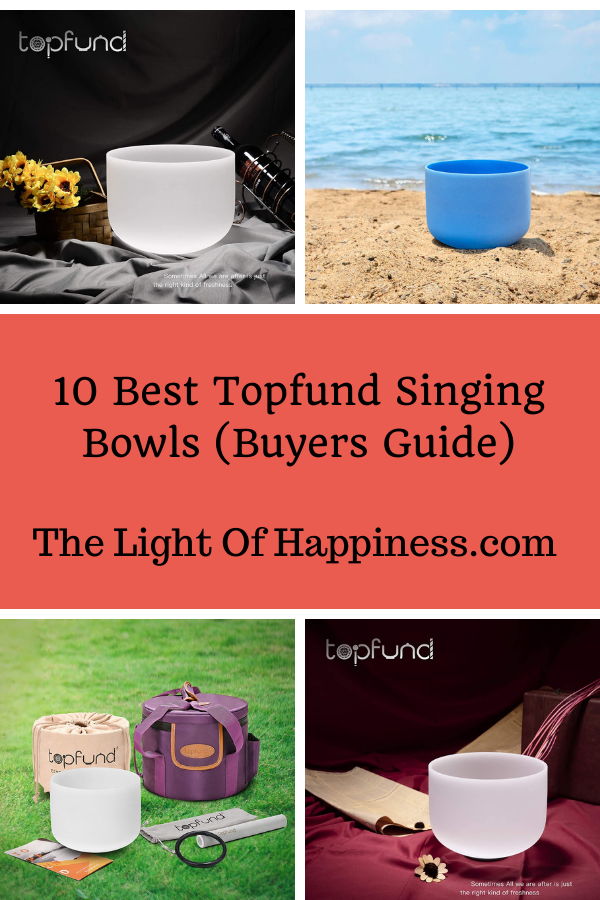 Topfund Singing Bowls Review
