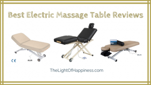 Best Electric Massage Table Reviews