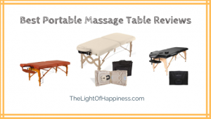 Best Portable Massage Table Reviews