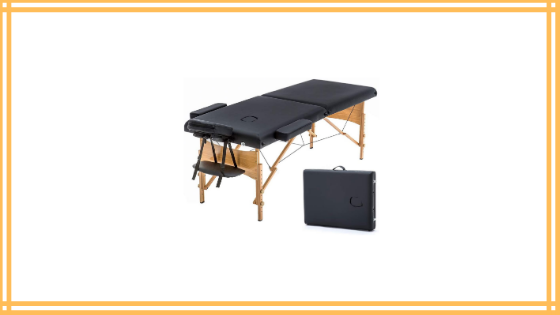 BestMassage Massage Table Portable Massage Bed Review