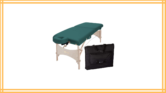 EarthLite Portable Massage Table Harmony DX Review