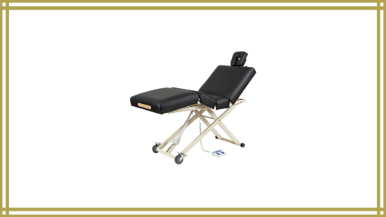 Sierra Comfort Adjustable 4-Section Electric Lift Massage Table Review