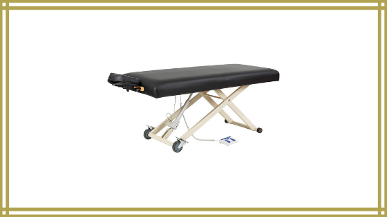 SierraComfort Electric Lift Massage Table Review
