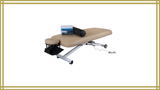 StrongLite Electric Lift Massage Table Ergo Lift Review