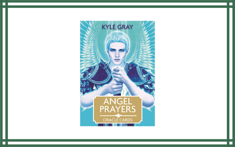 Angel Prayer Oracle Cards by Kyle Gray