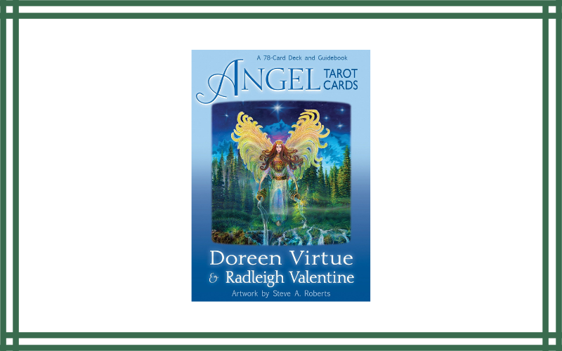 Angel Tarot Cards by Doreen Virtue