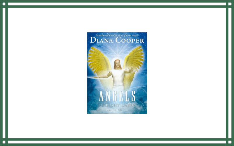 Angels of Light Cards Pocket Edition by Diana Cooper