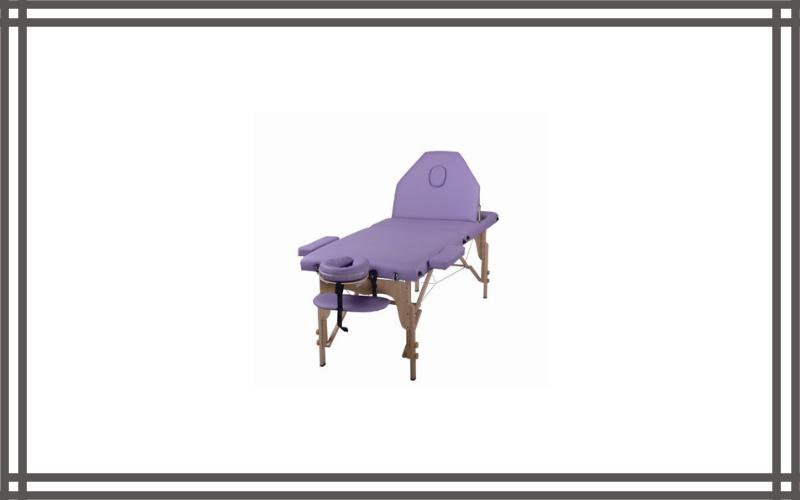 Best Massage Black Reiki Portable Massage Table