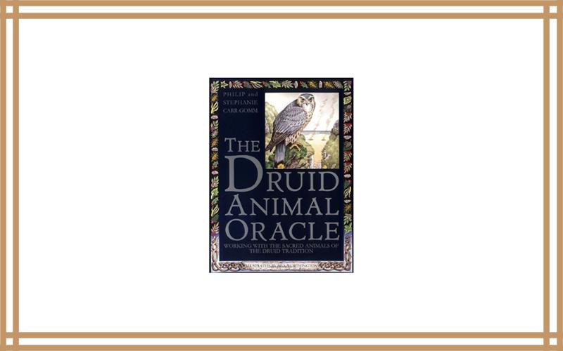 Druid Animal Oracle Hardcover