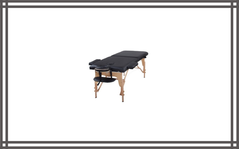Heaven Massage Two Fold Portable Massage Table