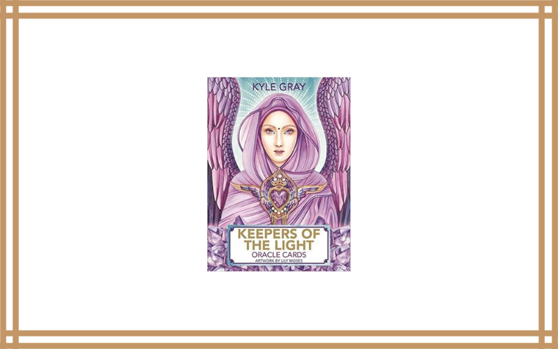 Keepers of the Light Oracle Cards – Kyle Gray