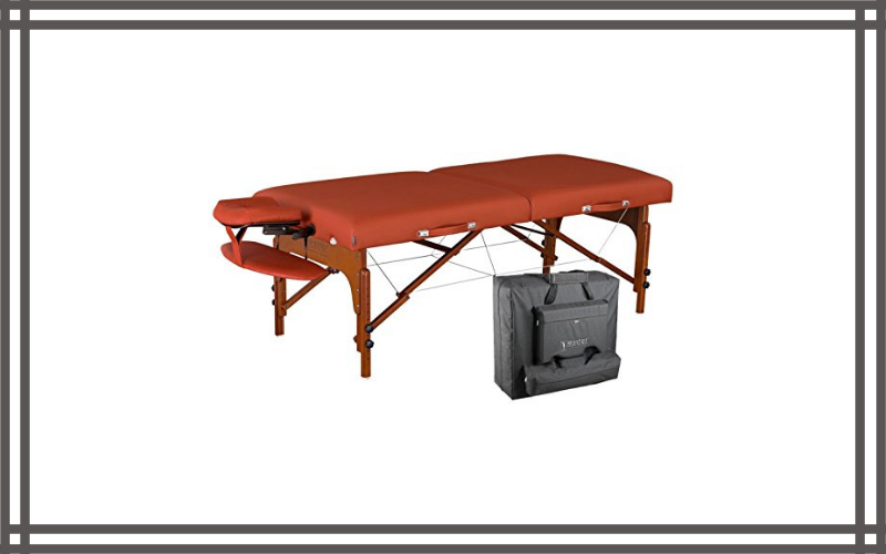 Master Massage Santana LX Portable Massage Table Package