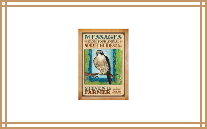 Messages from Your Animal Spirit Guides Oracle Cards: A 44-Card Deck and Guidebook