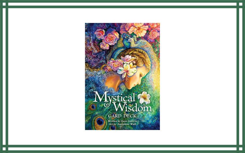 Mystical Wisdom Card Deck by Gaye Guthrie & Josephine Wall