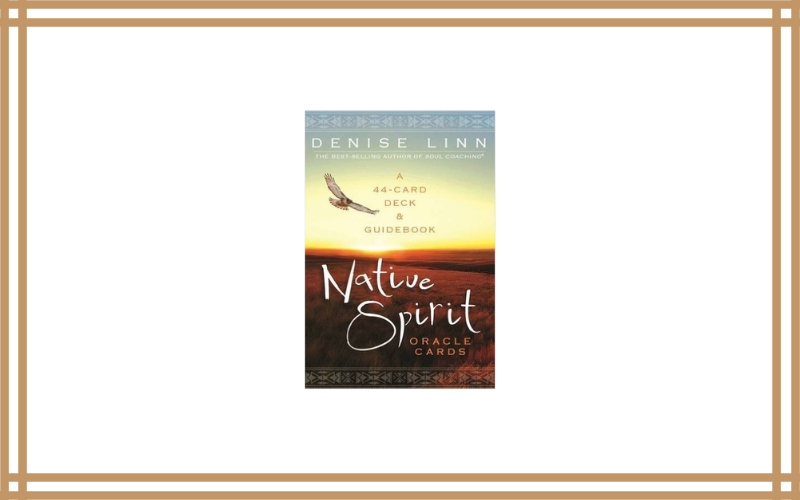 Native Spirit Oracle Cards: A 44-Card Deck and Guidebook – Denise Linn