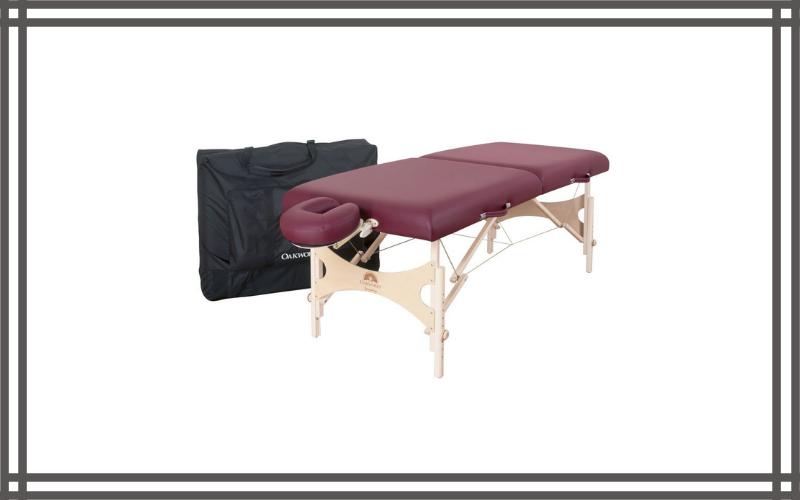 Oakworks Symphony Portable Massage Table Package