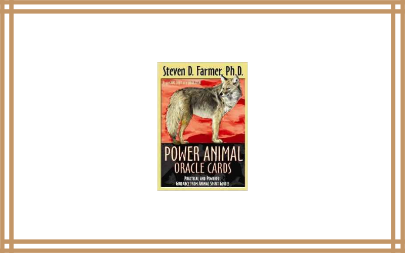 Power Animal Oracle Cards: Practical and Powerful Guidance from Animal Spirit Guides – Steven D. Farmer, Ph D.