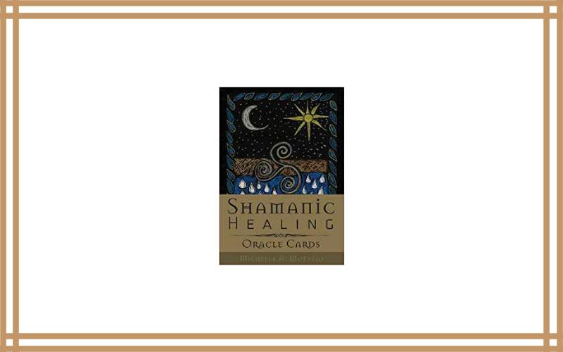 Shamanic Healing Oracle Cards – Michelle A. Motuzas