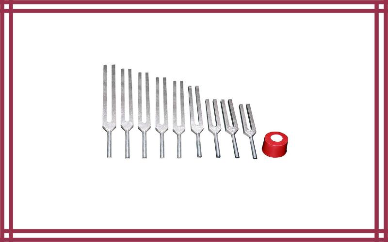 Solfeggio Tuning Forks by Omnivos