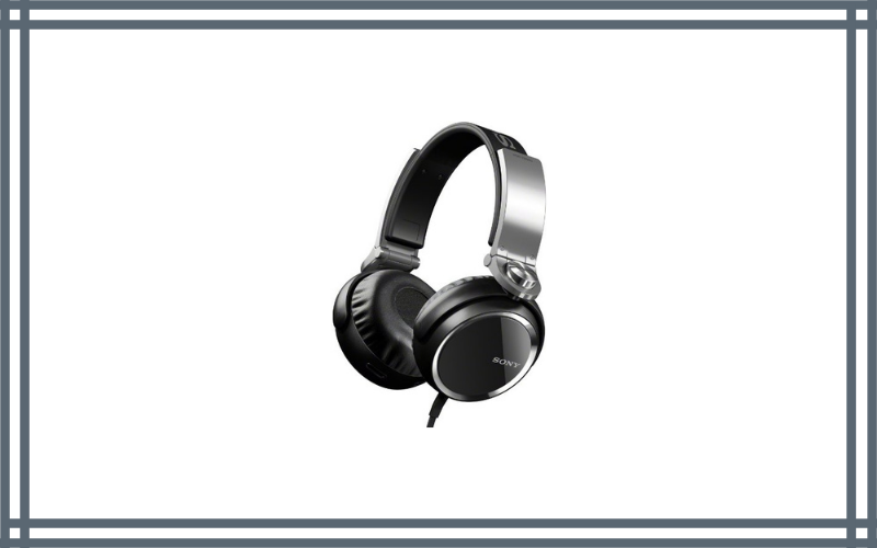 Sony Extra Bass Over the Head Headphones by Sony
